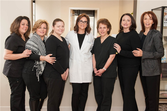 We have a great team at the Women's Wellness center, and we can't wait to meet you!